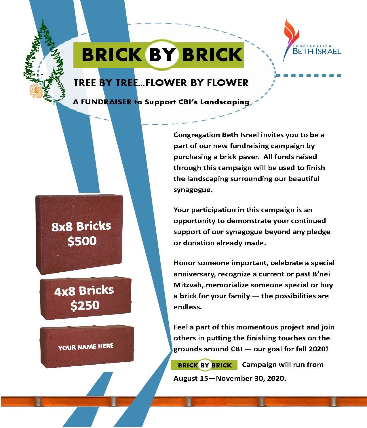 new brick flyer