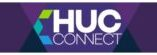 HUCconnect logo