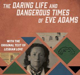 EVE ADAMS book cover