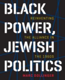 BLACK POWER JEWISH POLITICS BOOK COVE